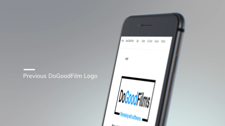 Old DoGoodFilms logo