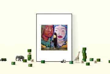 Digital Art Design by The Soho Girl