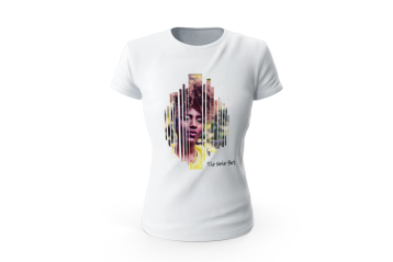 Digital Art on Merchandise (t-shirt)