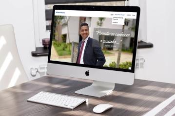 Wilton Moura Website design