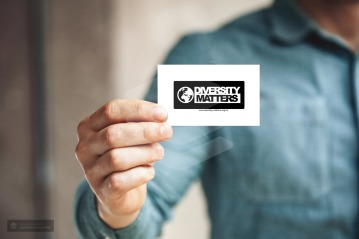 Diversity Matters Business Cards
