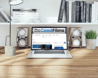 DoGoodFilms Blog page