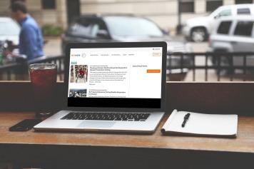 NetHope Blog page
