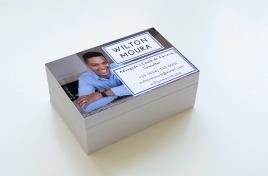 Wilton Moura business card sample