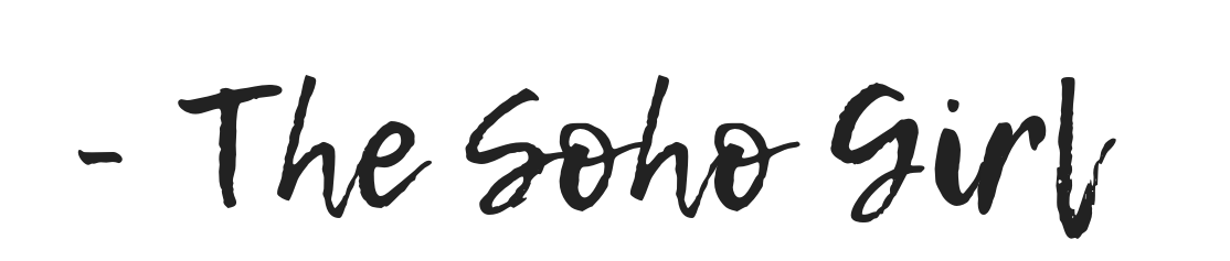 The Soho Girl logo