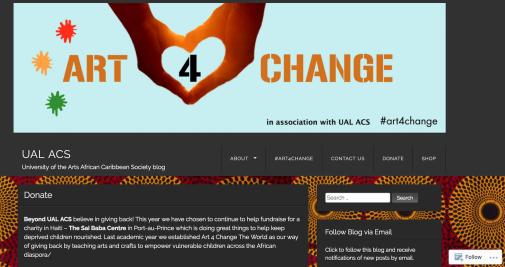 UAL ACS 14 screenshot 2