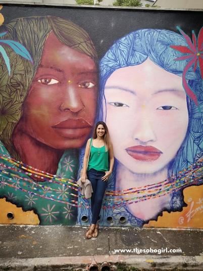 Vanessa Colourful